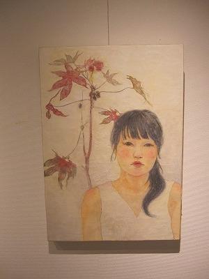 H23門松桃世展 011