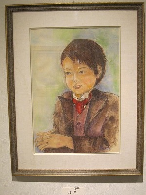『渚君』 田中宜子