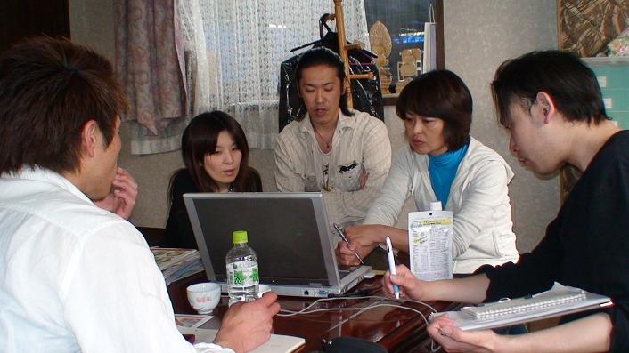 福島県南相馬市避難者×ブロガー協会のプロジェクト
