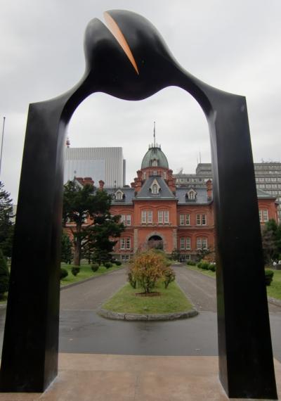 赤レンガ庁舎1