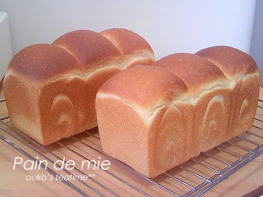 ミルク食パン1