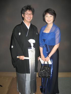 太一朗さんと大竹