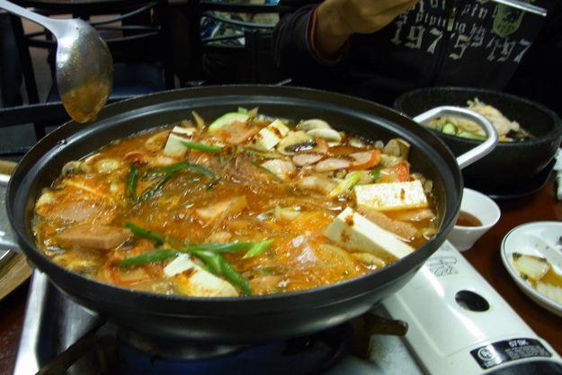 12:10韓国料理