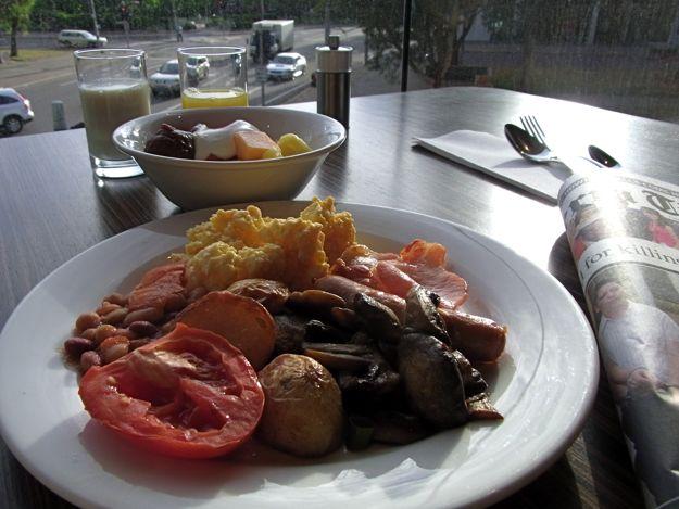 12:10ノボテル朝食