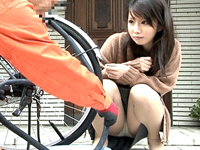 美少女が自転車修理男に惚れた!(これで抜けなかったら神)