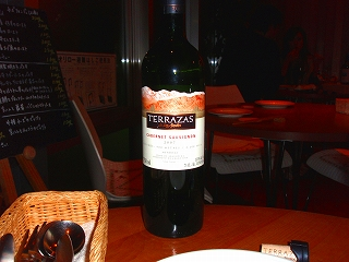 アルゼンチンの赤ワイン