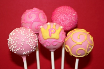 cake pops sweets