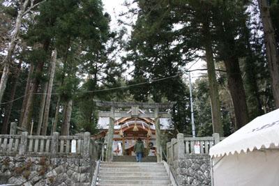 100102五十鈴神社初詣 (1)