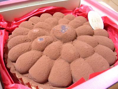 100126誕生日ケーキ