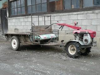 KT-500 タイヤ修理後
