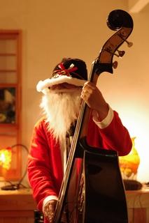サンタさん登場♪