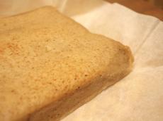 サンダルフォーのミックスベリー蒸しパン