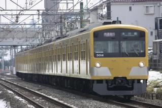 3013F 東村山~所沢