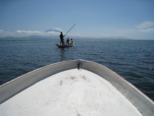 バリ島本島から船で30分ほどのレンボガン島ツアー