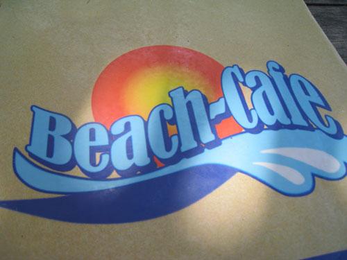 ビーチカフェ