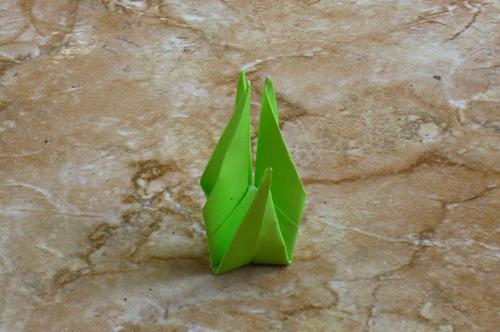 コンパクトデジカメ 折り紙