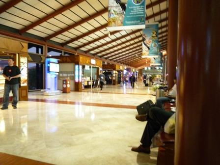 ジャカルタ 空港1