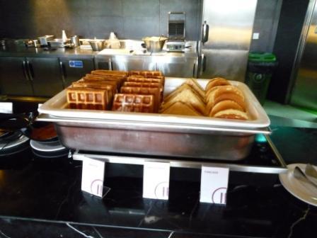 プルマン 朝食 4
