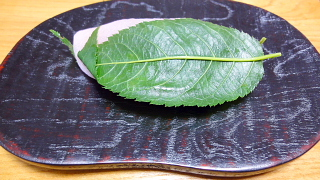 濱うさぎ桜餅