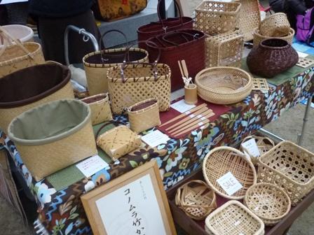 コノムラ竹かご店
