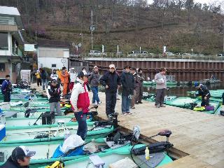 津風呂湖大会イベント1
