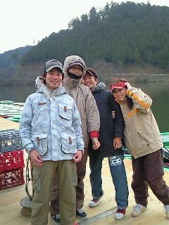 津風呂湖大会のイベント2