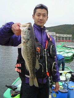 津風呂湖大会のイベント5