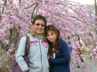 嵐山お花見18