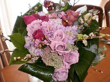 3月の花束2010