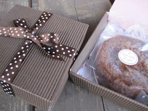 生チョコケーキ1