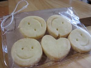 ニコッとチーズクッキー1