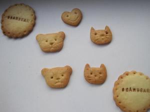 くまねこクッキー1