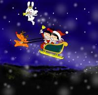 ぽぽぽぽーんでクリスマス!