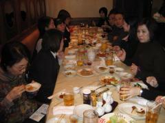 皆と食べるのがおいしいです。