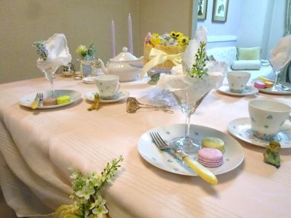 ロマンティックテーブル
