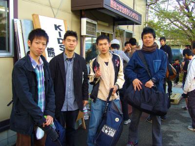 4/24熊谷スパー大会(集合写真)