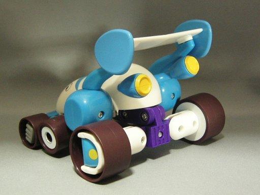 transformation robot happy5