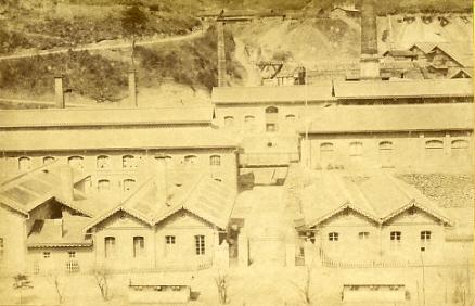 生野鉱山局近景