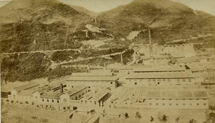 生野鉱山局遠景