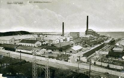 日出紡織株式会社舞鶴第一工場1