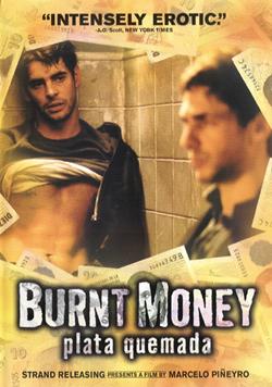 140Plata quemada poster