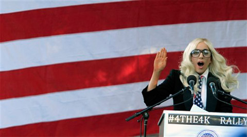 146gaga DADT speech