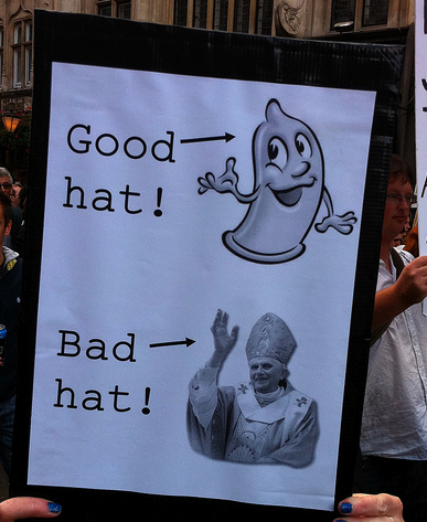 152funny pope protest signs4