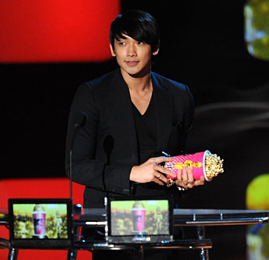 156rain mtv awards