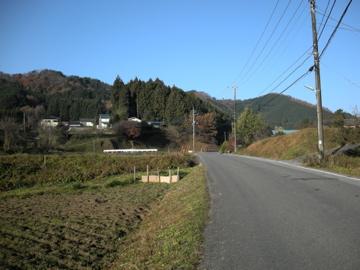 前日光サイクリング その1(大荷場木浦沢林道)5
