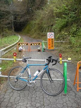 前日光サイクリング その3(大越路峠他)1