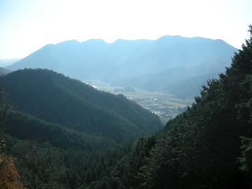 前日光サイクリング その3(大越路峠他)3