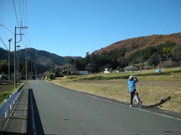 奥武蔵サイクリング その1(笛吹峠~武蔵嵐山~小川町)4