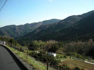 奥武蔵サイクリング その2(林道栗山線)2