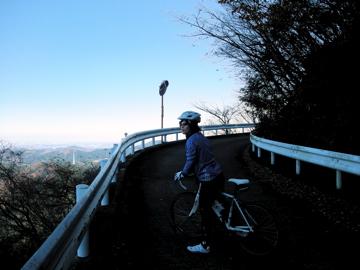 奥武蔵サイクリング その2(林道栗山線)4